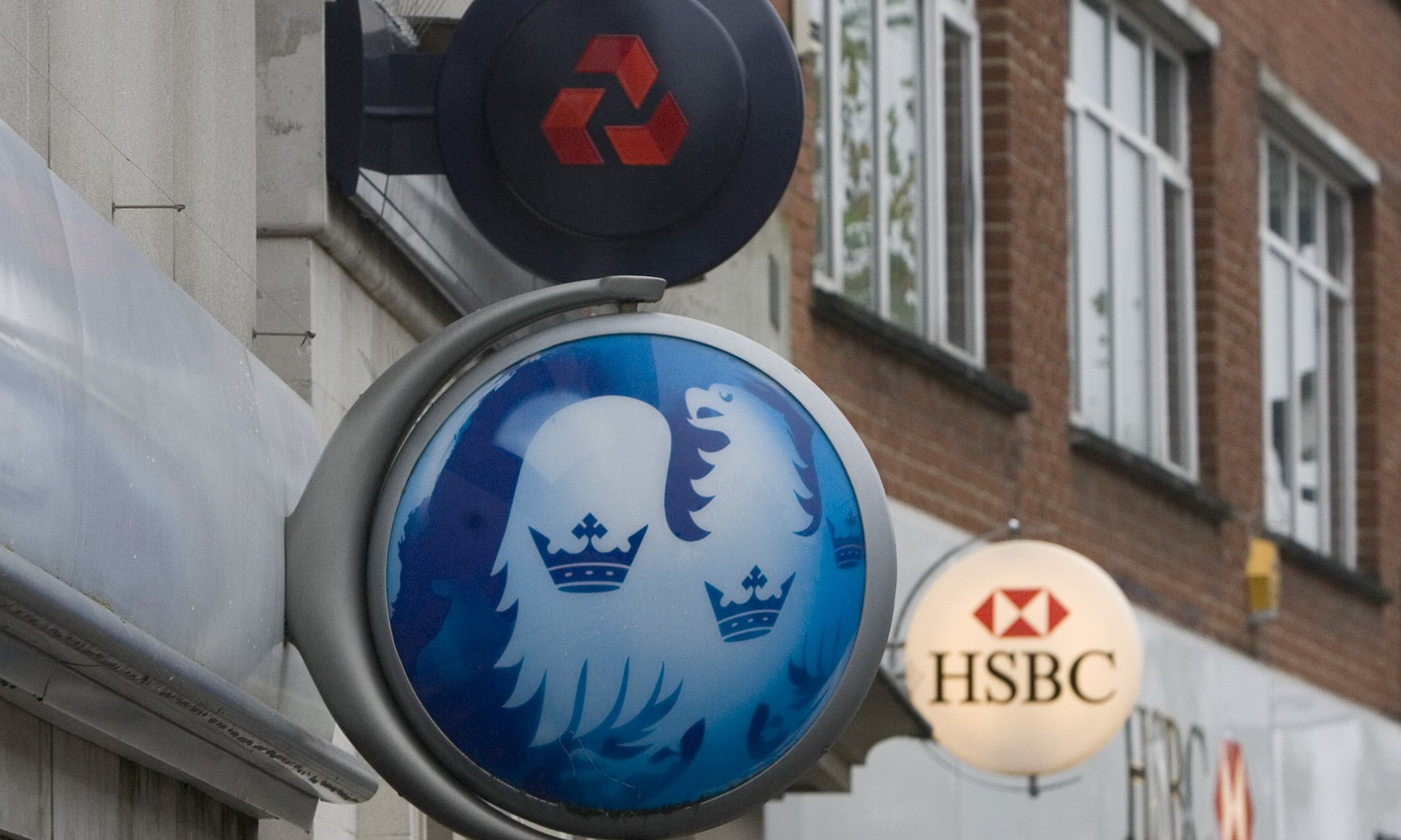 When the standard is launched, customers will be free to move banks and take their data with them as easily as switching their telephone or gas provider. Photograph: Chris Ratcliffe/Rex Shutterstock