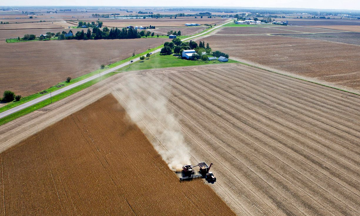 These nine companies are blazing a trail in opening and analysing data, including two focused on agriculture. Photograph: Bloomberg/Getty Images