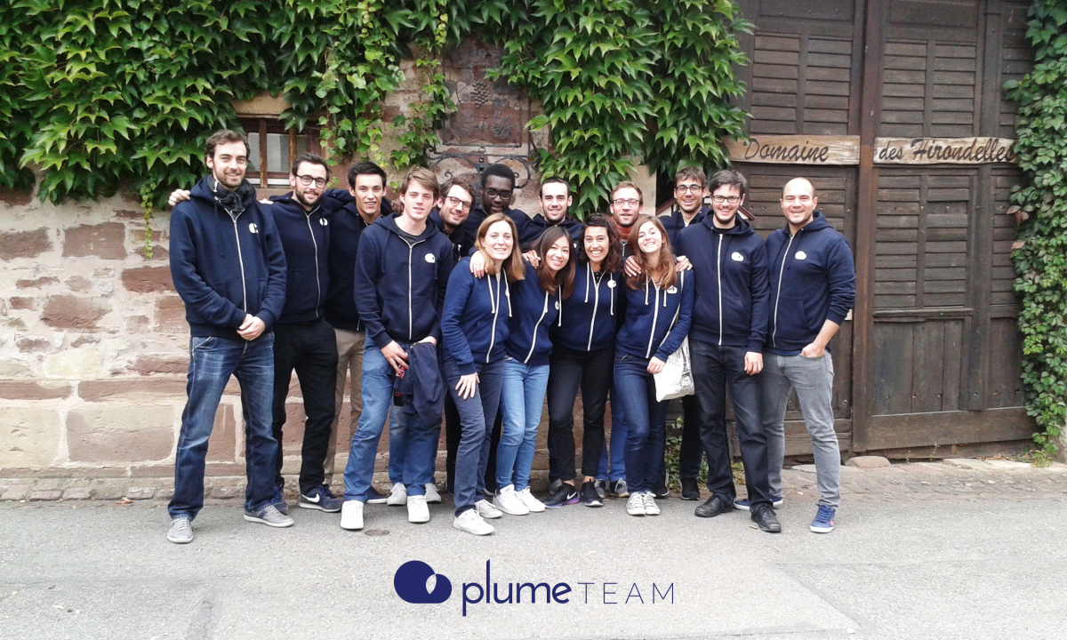 Photograph: Plume Labs team